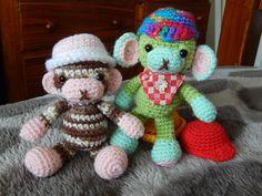 Jennifer Wang Bears Amigurumi Monkeys_07