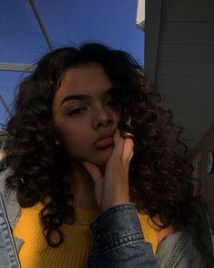 23 Ideas hair curly art makeup for 2019 Tumblr Eyebrows, Hair Inspo, Hair Inspiration, Coiffure Hair, Curly Hair Styles, Natural Hair Styles, Instagram Baddie, Instagram Makeup, Baddie Hairstyles