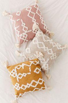 9 Safe Clever Ideas: Decorative Pillows Ideas Floor Cushions decorative pillows on bed yellow.Decorative Pillows Cases Cushion Covers decorative pillows on sofa pottery barn.Decorative Pillows On Sofa Pottery Barn. Decoration Inspiration, Room Inspiration, Decor Ideas, Decorating Ideas, 31 Ideas, Couch Pillows, Boho Pillows, Bolster Pillow, Blush Throw Pillow