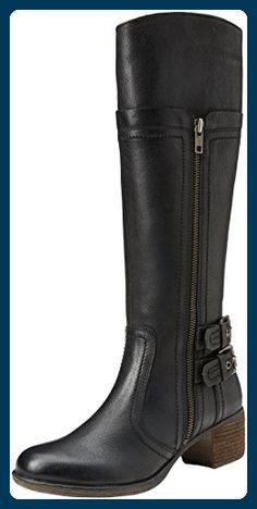 Lotus Damen Yukka Langschaft Stiefel, Black (Blk Leather), 37 EU - Stiefel für frauen (*Partner-Link)