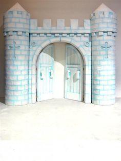 Ice Castle Entranceway