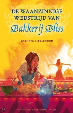 De waanzinnige wedstrijd van bakkerij Bliss Super leuk en magisch boek. Je bent er zo doorheen en wilt dan meteen de andere boeken ook lezen.