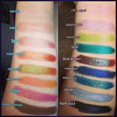 MAC Pigments