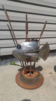 Welding Art Projects, Metal Art Projects, Diy Welding, Metal Welding, Metal Crafts, Welding Tools, Welding Crafts, Welding Ideas, Diy Projects