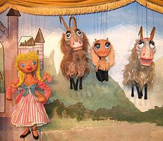 Possible wall mural for kids room? Marionettes too creepy? Possible wall mural for kids room? Marionettes too creepy? Kids Wall Murals, Murals For Kids, 1776 Musical, Julie Andrews Movies, Sound Of Music Movie, Robert Wise, Gift Table Wedding, Hapa Time, Marionette Puppet