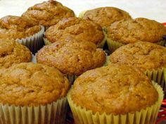 Ginger Quinoa Muffins