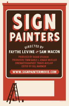 sign painter font - Google 搜尋