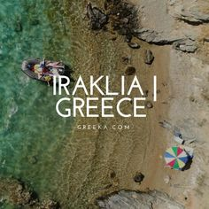 The most complete travel guide for Iraklia island! Holiday Planner, Going On Holiday, Top Hotels, Travel Information, Sandy Beaches, Greek Islands, Beach Fun, Where To Go, Beautiful Beaches