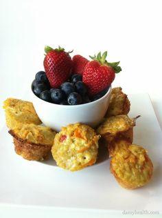Quinoa Breakfast Cups