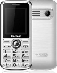 Ultra-thin old People man Senior Dual Sim Mobile Cell Phone LoudSpeaker Big Button Keypad With Camera Flashlight Elder Phone (F7 white) - For Sale