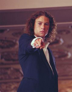 Seriously fangirling over Heath Ledger. Crazy good actor, gone way too soon!