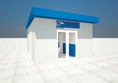 Post Office re-design - Ghana Post Office, Retail Design, Ghana, Loft, Bed, Furniture, Home Decor, Homemade Home Decor, Stream Bed