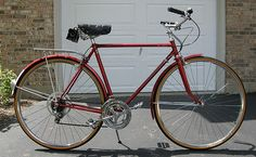 1974 Raleigh Sprite (Carmine Red) | Flickr - Photo Sharing!