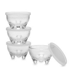 Libbey® 4-Piece Salsa Bowl Set