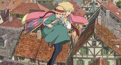 Il Castello Errante di Howl | Studio Ghibli