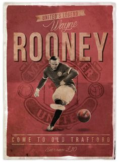 Retro Football Posters by Emilio Sansolini (Gallery) | FOOTY FAIR