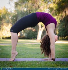 """Yoga Poses Around the World: """"Leading with the heart, rooted to the Earth"""""""