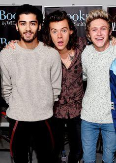 #Zayn #Malik #Harry #Styles #Niall #Horan