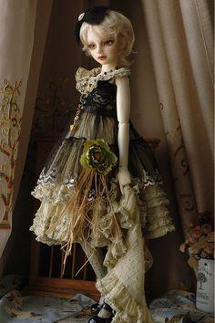dress designed by BATM