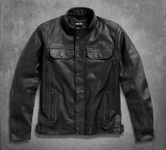 Denim done better. We amp up this jean jacket with a unique water-resistant finish then load it up with functionality. The Coated Denim Riding Jacket includes armor pockets, vents, reflectivity, and way more (read the bullets). And to prevent this men's textile motorcycle jacket from looking square and clunky, it's designed with the slim, modern Black Label fit that looks and feels so freakin' awesome.