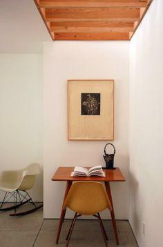 Kevin Oreck's study space LA
