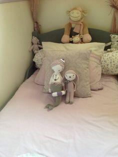 Chambre d'Emilie-Rose. (Tendre crochet/lalylala)