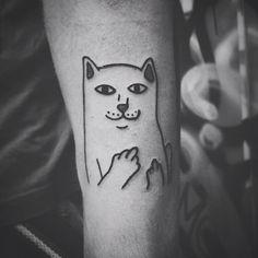 Шат зе факап @klink.tattoo