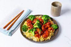 Orange Chicken by Jet Tila Orange Chicken Sauce, Sauce For Chicken, Chicken Recipes, Jet Tila, Food Network Recipes, Cooking Recipes, Asian Recipes, Ethnic Recipes, Asian Foods