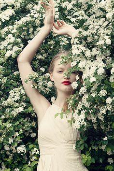 La Bella - Isabella Farrell by Gina Uhlmann, via Flickr