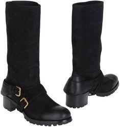 Prada Highheeled Boots