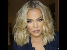 Resultado de imagen de khloe kardashian hair 2017