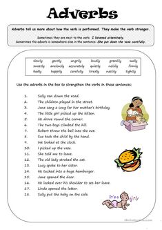 13 Adverbs Worksheet Adverbs Bã i Tập The youngsters can enjoy Number Worksheets, Math Worksheets, Alphabet Worksheets. English Grammar Exercises, English Grammar Rules, English Grammar Worksheets, 2nd Grade Worksheets, Learn English Grammar, Spelling And Grammar, Vocabulary Worksheets, Grammar Lessons, English Lessons