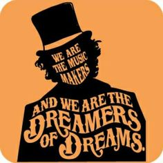 Wise words from Mr. Wonka
