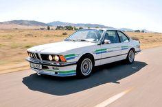 BMW E24 - Alpina B7 Turbo Coupé