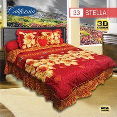 Sprei Set (King 180×200) motif Stella Premium Lembut. Takut tidak sesuai Ukuran (kekecilan/kebesaran) ??? Kami beri garansi 30 Hari. My Dream, Bedroom, Furniture, Home Decor, Decoration Home, Room Decor, Bed Room, Bedrooms, Home Furnishings