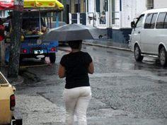 Alerta verde por vaguada sobre el país para cinco provincias