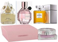 Top 10 Best Perfumes for Women in 2014