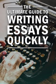 How to Write High-Quality Papers and Essays More Quickly Essay Writer, Narrative Essay, Writing Lessons, Writing Tips, Writing Papers, Writing Workshop, Write My Paper, College Essay, College Tips