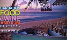 Barbados Food and Wine and Rum  Festival