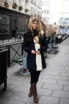 clemence poesy is the epitome of French laid back chic