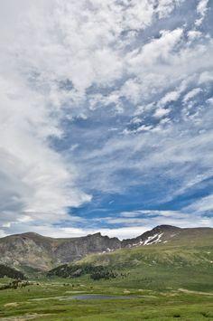 Guanella Pass, Colorado