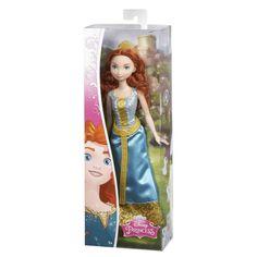Juguete PRINCESA PURPURINA MERIDA de Mattel Precio 13,48€ en IguMagazine #juguetesbaratos