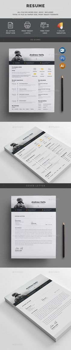 Business infographic : Business infographic : #Resume/CV  #Resumes Stationery Download here: graphicriv