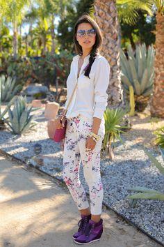 VivaLuxury - Fashion Blog by Annabelle Fleur: WILD FOR VIOLET