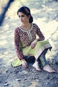 Farah  Fatima couture