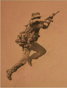 Leap of faith Military Gear, Military Police, Military History, Army Day, Military Special Forces, Military Pictures, Defence Force, Modern Warfare, African History