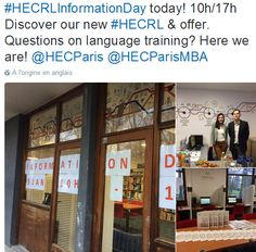 Thank you all HEC Students & Staff for visiting us yesterday for our #HECRLInformationDay