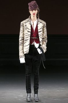 LOOK | 2015-16 FW PARIS MEN'S COLLECTION | HAIDER ACKERMANN | COLLECTION | WWD JAPAN.COM