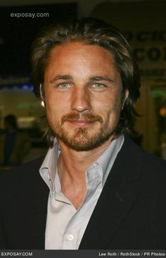 "Martin Henderson - from ""The Ring"" and ""Off the Map"""