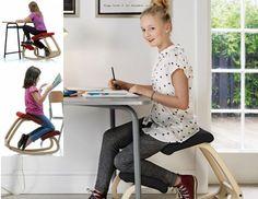 Una sedia ergonomica per studiare? Varier Variable, per i problemi di postura